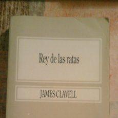 Rey de las ratas - James Clavell