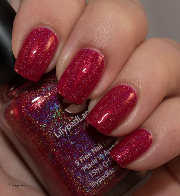 Lilypad Lacquer Rebel at Heart