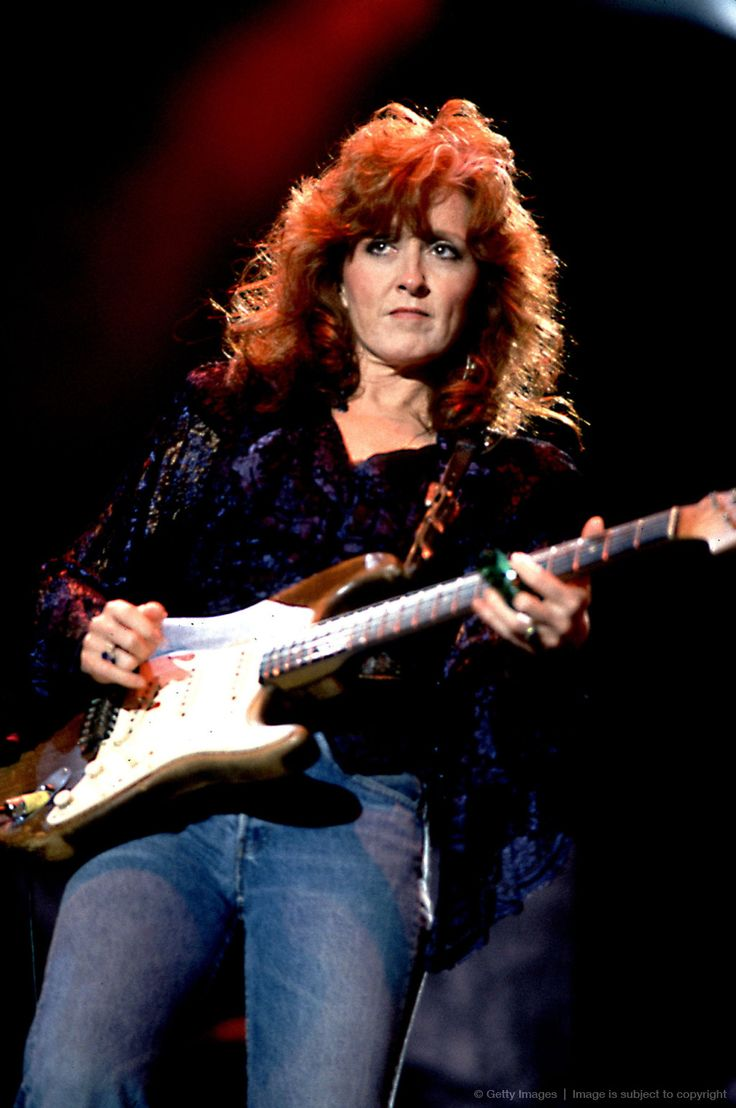 Bonnie Raitt has been there and came back!