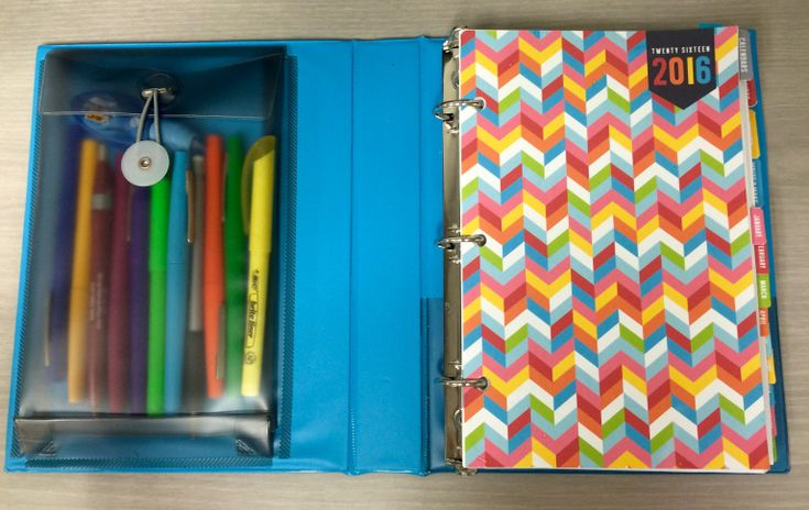 Morgan's 2016 Binder Planner_Inside Cover