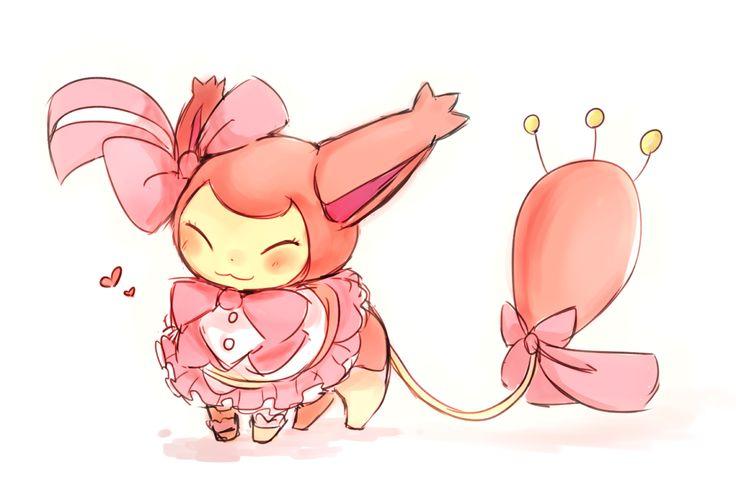 Pinterest the world s catalog of ideas - Pokemon skitty ...