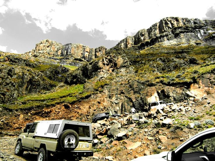 Trek up Sani Pass http://www.n3gateway.com/the-n3-gateway-route/southern-drakensberg-community-tourism-organisation-sdcto.htm