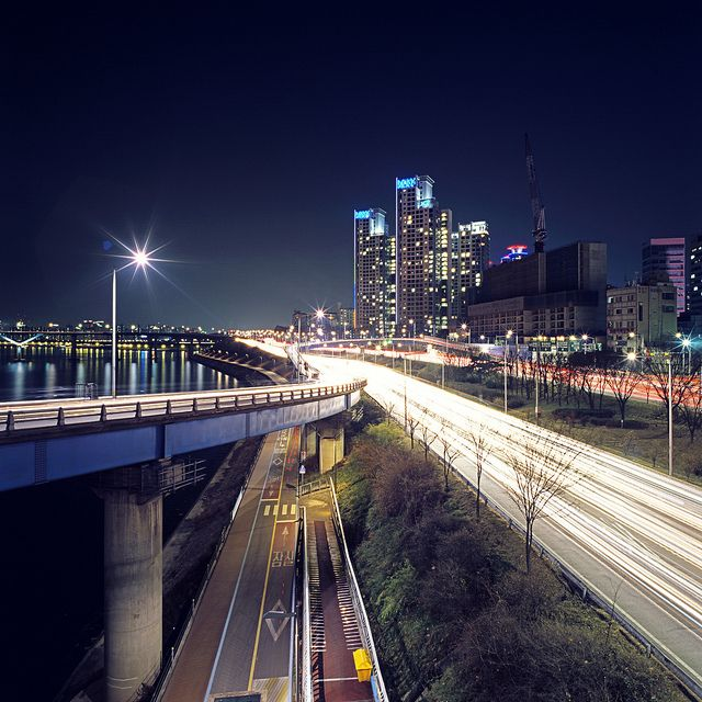 Night in Seoul