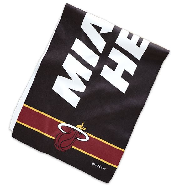 Mission - Miami Heat Team Cooling Towel