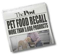 Royal Canin Food Recall