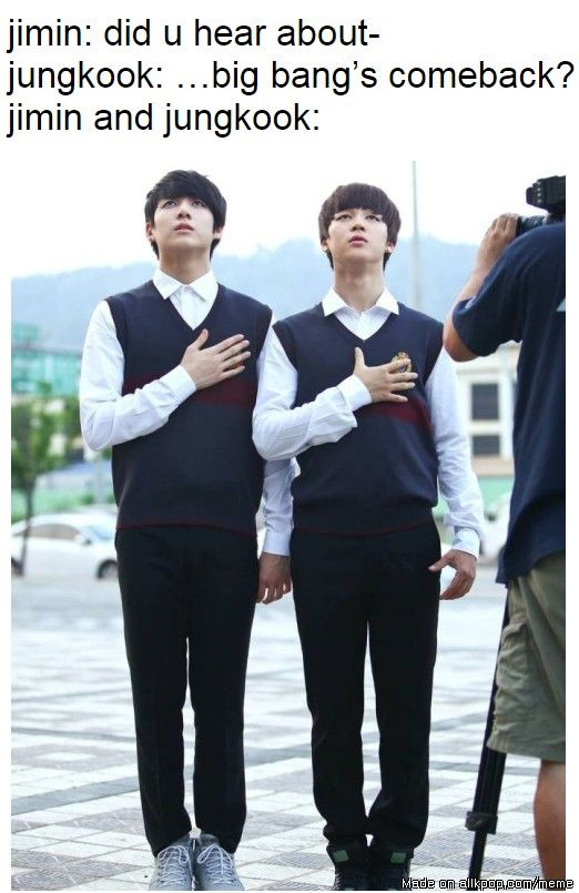 Fanboys... Coup d'etat reference... teehee...hahaha!!! #BTS #BigBang