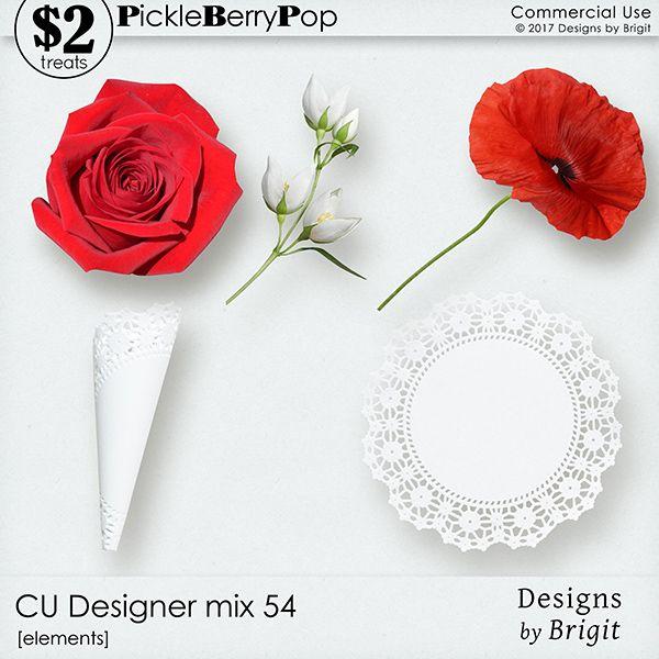 CU Designer mix 54