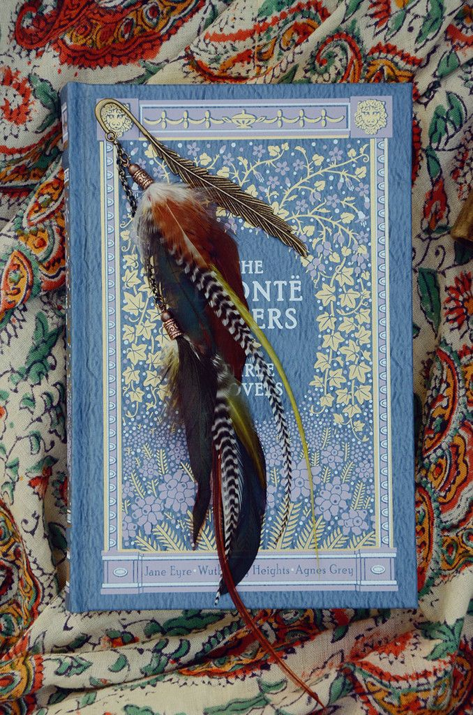 Universe Feather Bookmark – The Feather Junkie