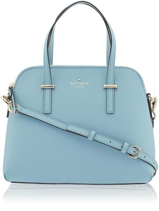 Fab colour and shape - Kate Spade New York Womens Cedar Street Maise Size One Size - Celeste Blue by: Kate Spade New York @Piperlime
