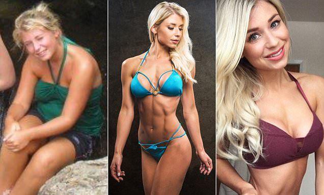 Bodybuilder transforms her frame because she dreaded wearing a bikini