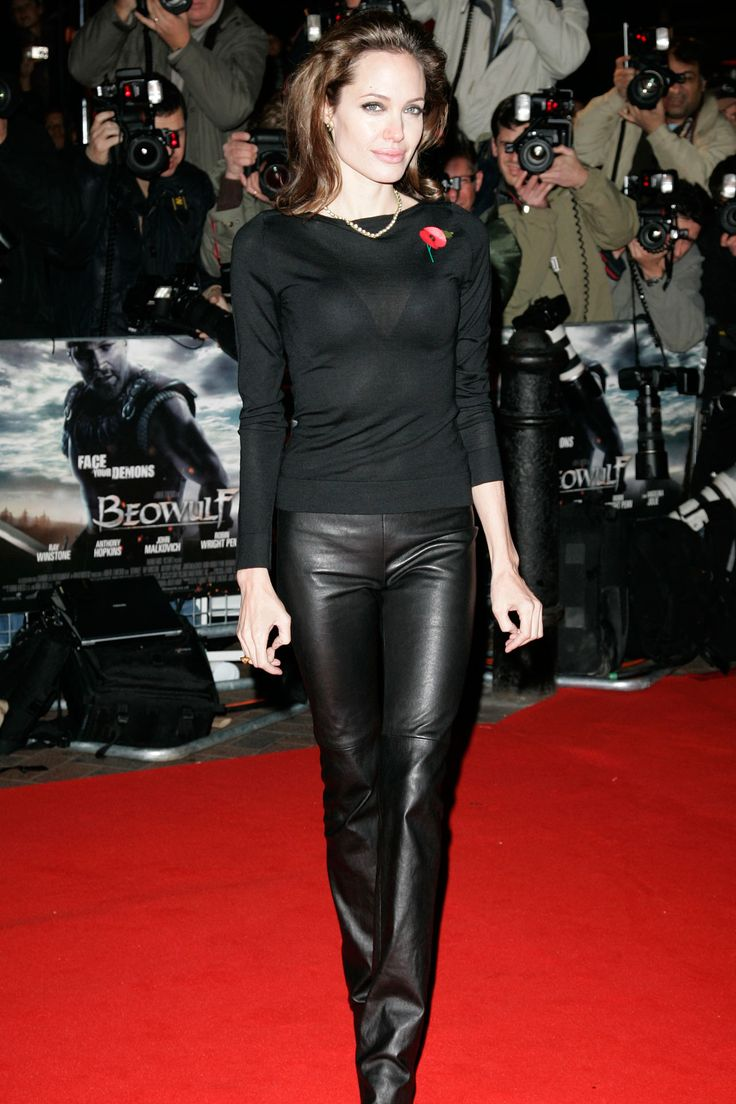 Angelina Jolie Style & Fashion – Photos & Outfits (Vogue.com UK)