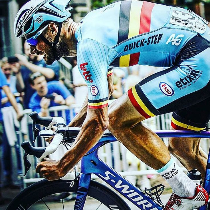 """Big TOM BOONEN. A Belgian national champion, world champion and one of the hardest men in the sport. Loved my his country and affectionately nicknamed """"Tommeke"""" - flemish for """"little Tom."""""""