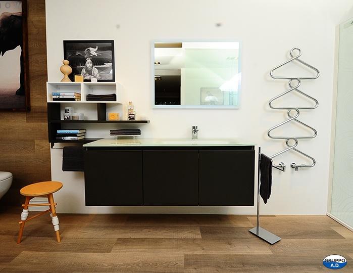 Accessori per bagno moderno great mobile in muratura con for Accessori per bagno moderno
