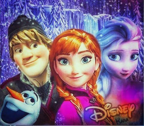 Disney Frozen • Elsa...