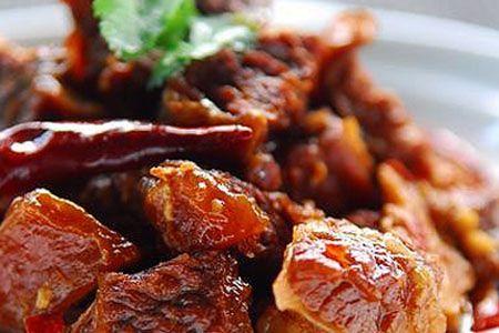 茄汁燜牛腩 Beef Stew