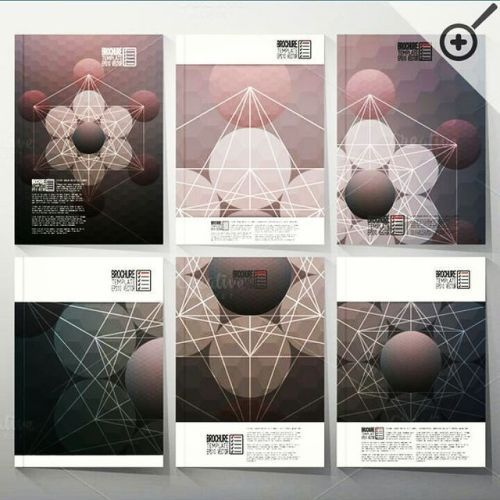 designeour:    Abstract #brochure #templates by...