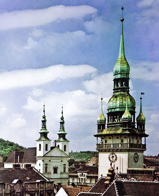 Brno, milé Brno (South Moravia). Odtud můžete přímou cestou vyrazit směr Buchlovské hory a dále až k nám na penzion Zikmundov. Podrobné info o nás naleznete na webu. http://www.zikmundov.cz/ :)