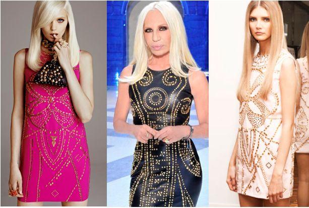 Versace- Milan Fashion Week Summer 2012