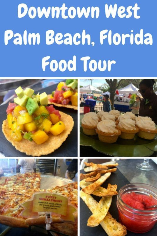 West Palm Beach Food Tour -Fun For All Ages
