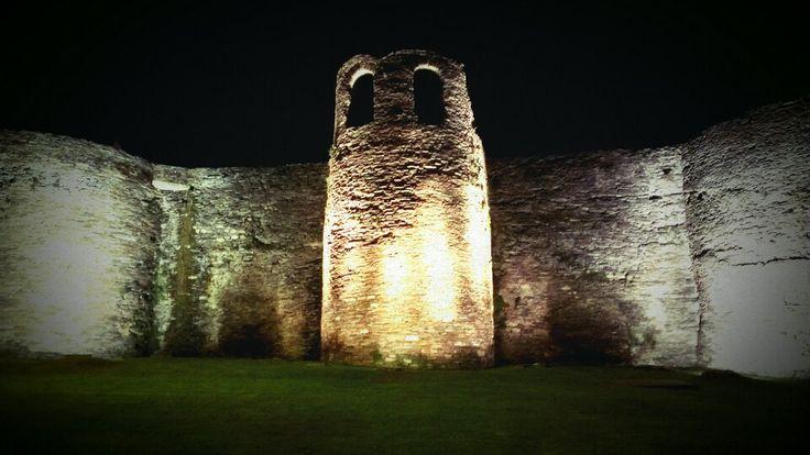 Lugo Murralla romana de Lugo