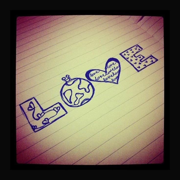 Love Doodle <3