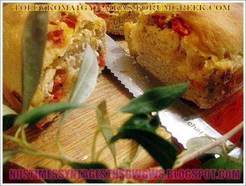 ΚΟΥΛΟΥΡΑ ΓΕΜΙΣΤΗ ΜΕ ΓΕΥΣΗ ΚΑΙ ΑΡΩΜΑ ΕΛΛΑΔΑΣ!!! | Νόστιμες Συνταγές της Γωγώς