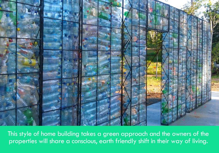 English — Plastic Bottle Village