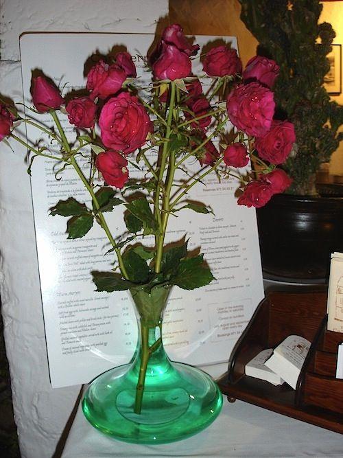 Un decantador-florero #desencuentros