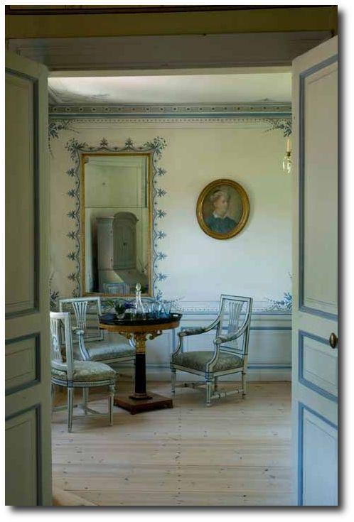 Swedish Interiors- Originally Uploaded From Cornélie Polderman on Pinterest