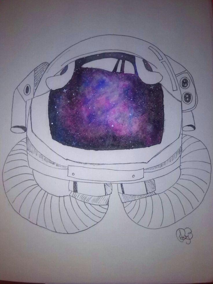 Casco de Astronauta