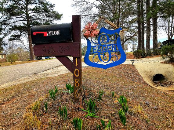 Police Badge, Mailbox Decor, Yard Decor, Yard sign, Police Wife, Garden Sign, Garden Flag, Police Officer Gift, Steel Sign, Valentines Gift