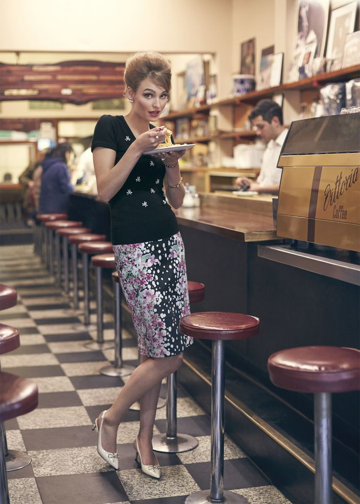Maggie Pearl Top & Serendipity Skirt