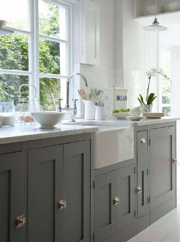 Keuken verven met Annie Sloan