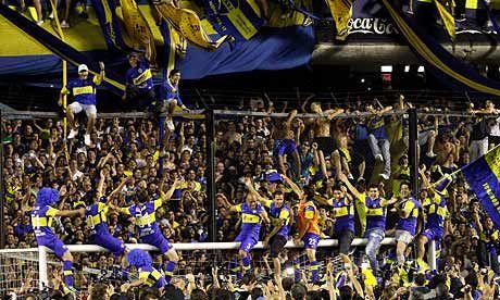 Boca Juniors, un gran equipo.
