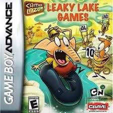 Camp Lazlo Leaky Lake Games - Game Boy Advance Game Includes original Nintendo Game Boy Advance cartridge only in great used condition. Like all our games this item has been cleaned, tested, guarantee