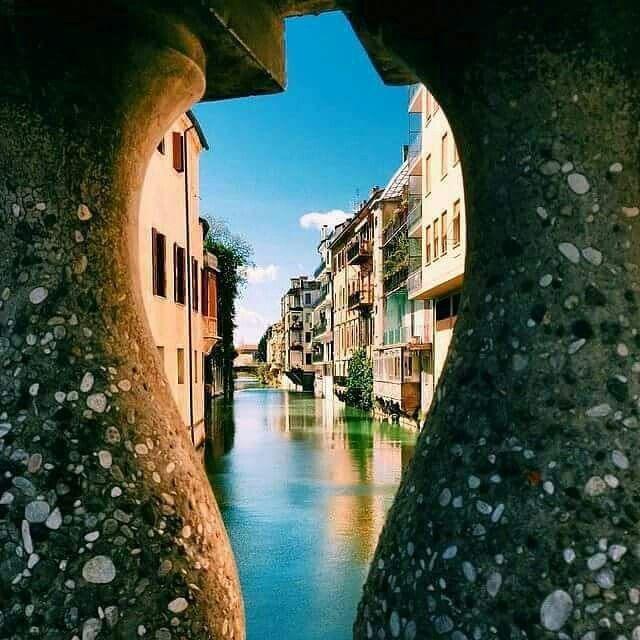 Padova,  le riviere