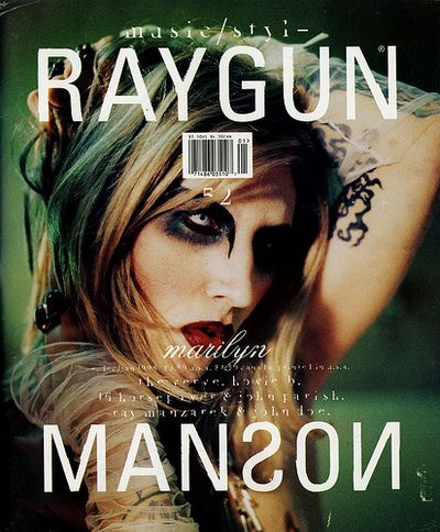 RayGun Magazine Covers « HR Photography