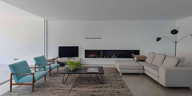 House In Colares II By Frederico Valsassina Picture Gallery Living