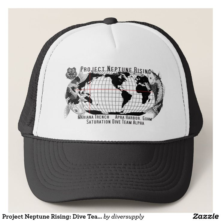 Project Neptune Rising: Dive Team Alpha HAT
