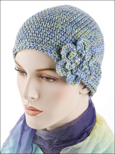 Crochet - Charitable Giving Patterns - Knots of Love Cancer Caps