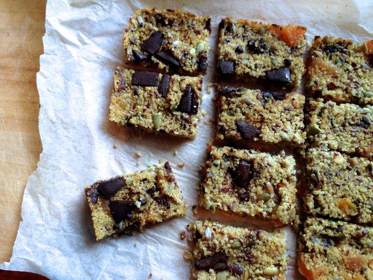Quinoa fruit bars | Good Eats | Pinterest