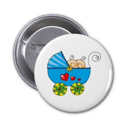 baby shower buttons on pinterest baby shower pin twin baby showers
