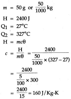 Specific Heat Capacity and Latent Heat - ICSE Solutions for Class 10 Physics - A Plus Topper   https://www.aplustopper.com/specific-heat-capacity-latent-heat-icse-solutions-class-10-physics/   specific heat copper