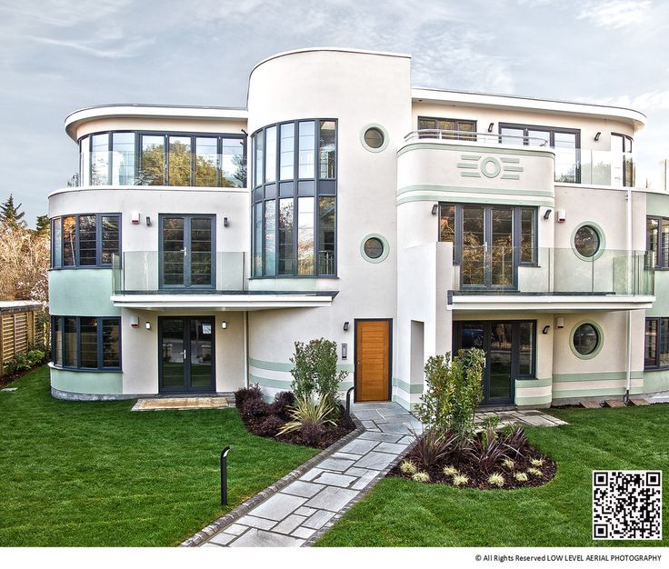 Art Deco Residential: 87 Best Images About Architecture