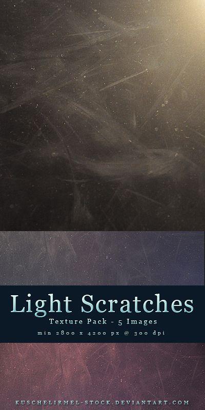 Light Scratches Textures (JPG)