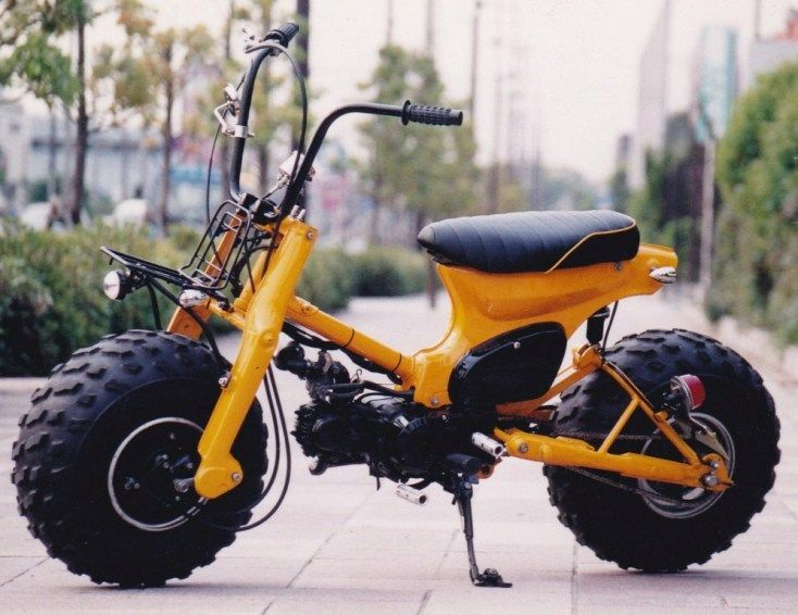 Honda Grom Build >> 17 Best ideas about Honda Ruckus on Pinterest | Scooters, Motorcycles and Honda cub