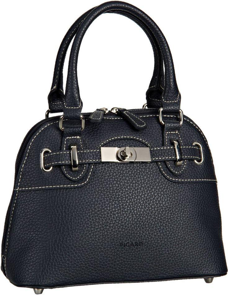 Taschenkaufhaus Picard St. Pauls 2967 Ozean (innen: Schwarz) - Handtasche: Category: Taschen & Koffer > Handtaschen > Picard…%#Taschen%