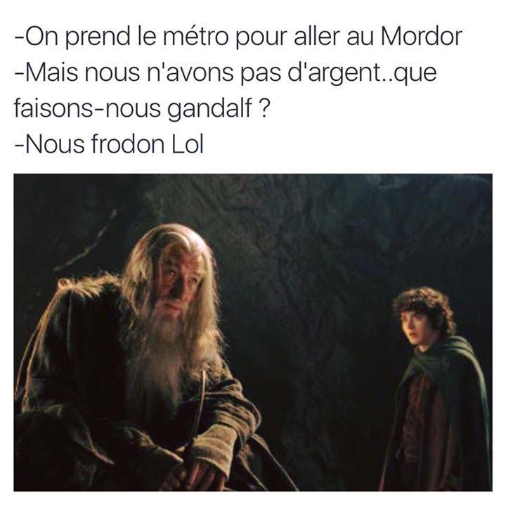 Dans le royaume de Tolkien et du Seigneur des Anneaux, les Hobbits et les magici…