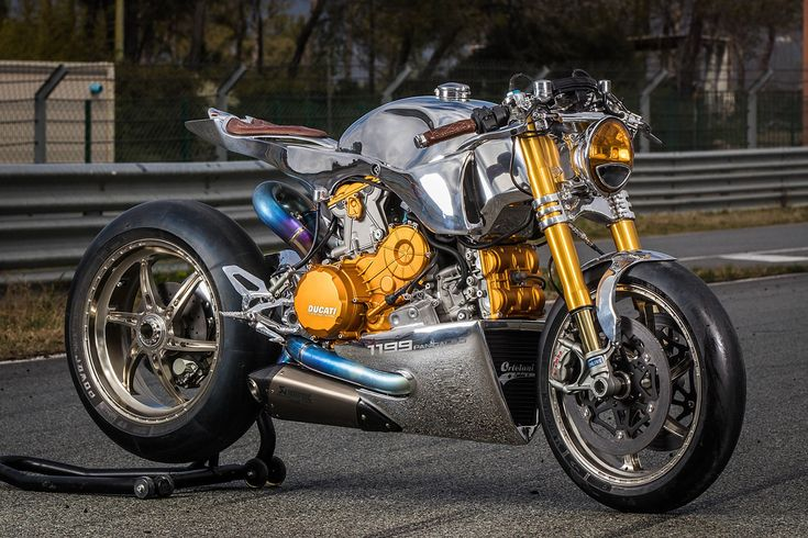 Yes Sir - Ducati 1199 Panigal