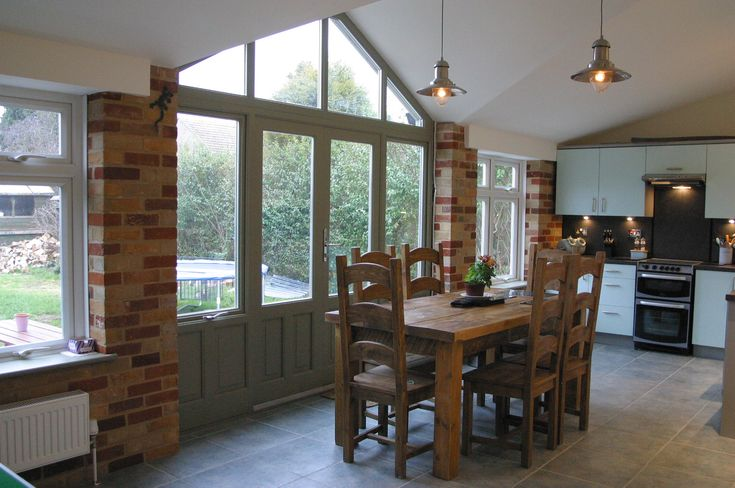 heritage kitchen extension orangery - Google Search